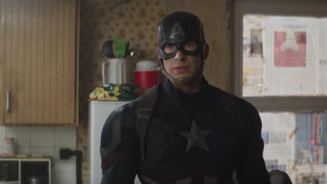 Marvel revela que Captain America es
