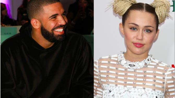 Miley Cirus y Drake aparecerán en