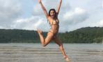 foto de Eva Longoria en bikini
