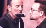 Bruce Springsteen y Bono se unen