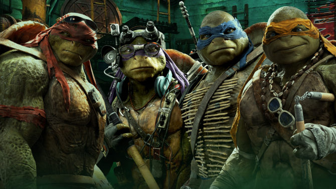 Final 'Teenage Mutant Ninja Turtles 2'