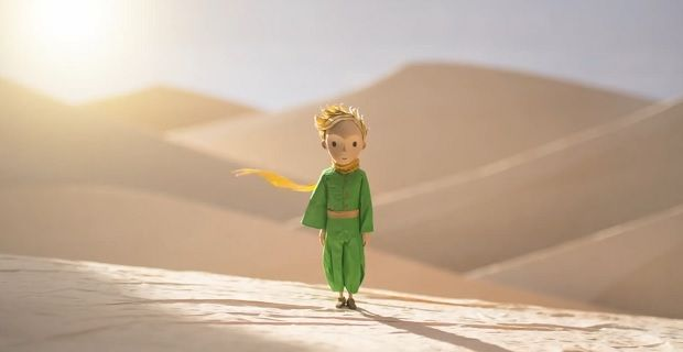 'The Little Prince' Gets Netflix Release