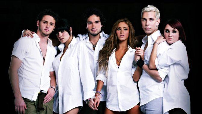 Las canciones más recordadas de RBD