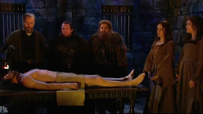 'Saturday Night Live' se burla del