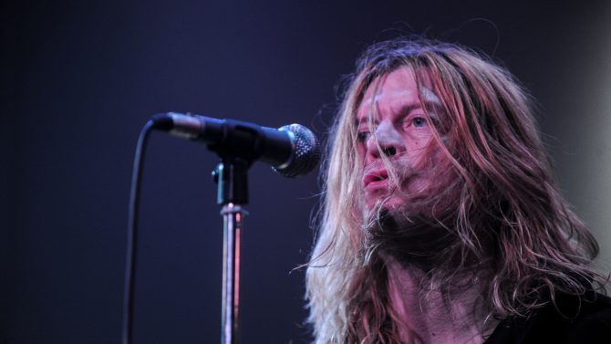 Wes Scantlin Arrestado