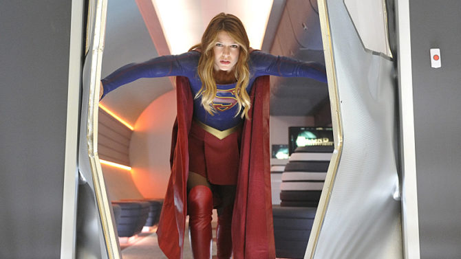 """Supergirl -- """"How Does She Sell"""
