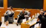 Channing Tatum en Harvard Business School