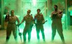 The Ghostbusters Abby (Melissa McCarthy), Holtzmann