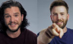 Kit Harington, Chris Evans y más