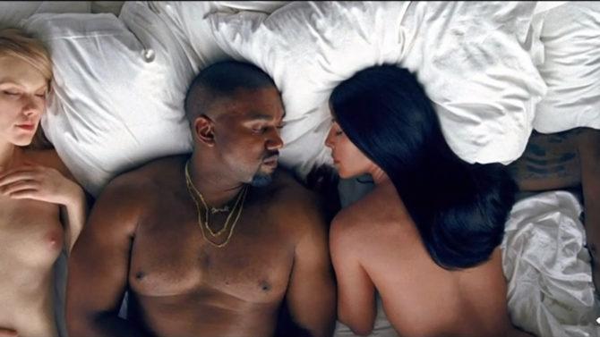Video de Kanye West Famous Kim