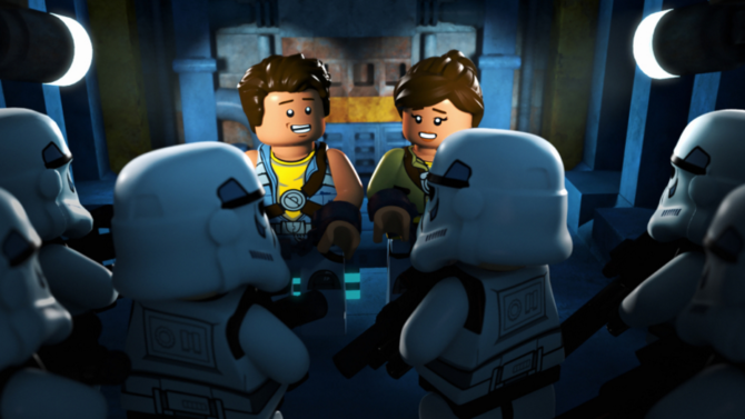 'LEGO Star Wars: The Freemaker Adventures'