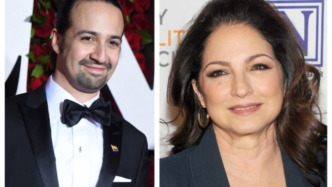 Lin-Manuel Miranda, Gloria Estefan Pay Tribute