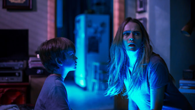 WATCH: New 'Lights Out' Trailer