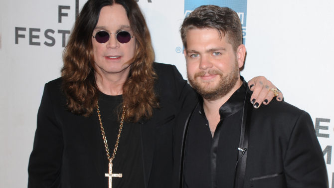 Ozzy Osbourne and Jack Osbourne 'God