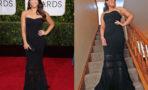 Fotos seguidora Gina Rodríguez usa vestido