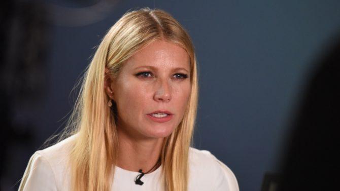 Gwyneth Paltrow reacciona celebridad más odiada