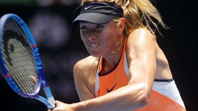 Maria Sharapova Served With Suspension