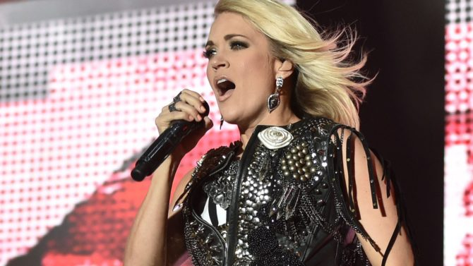 Carrie Underwood To Debut New Theme