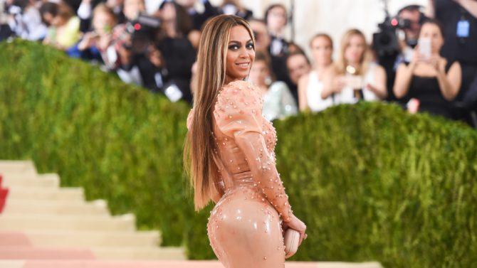 Beyonce Knowles The Metropolitan Museum of