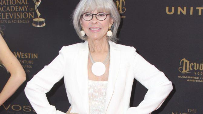 Rita Moreno To Lead Discussion on