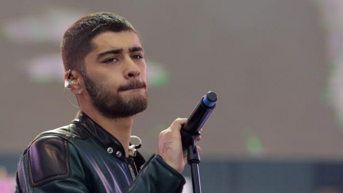 Zayn Malik cancela concierto por ansiedad