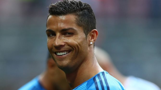 Cristiano Ronaldo Lands Top Spot on