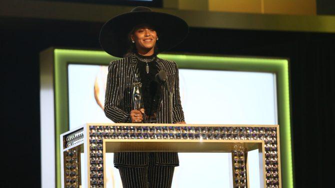Beyonce Knowles 2016 CFDA Fashion Awards,