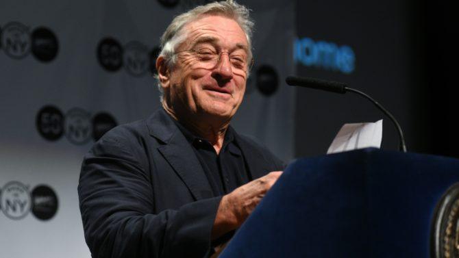 Robert De Niro dirigirá la adaptación