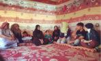 Ricky Martin visita niños sirios en