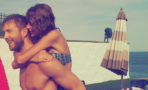 Taylor Swift y Calvin Harris le
