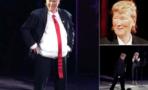 Meryl Streep imita a Donald Trump