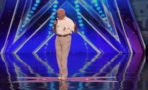 Anciano en American's Got Talent