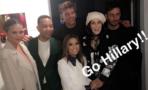 Ricky Martin, Cher, John Legend, Chrissy