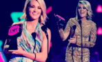 Carrie Underwood recibe CMT Award