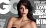 Kim Kardashian, desnuda en la portada