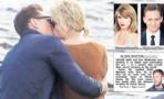 Publican foto de Taylor Swift y
