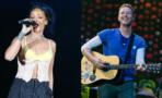 Rihanna y Coldplay encabezan el lineup
