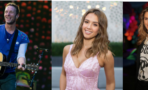 Chris Martin, Jessica Alba y Cindy