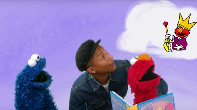 Pharrell canta sobre el poder de