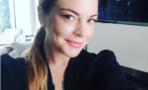 Lindsay Lohan está escribiendo un libro