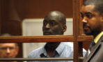 Michael Jace appears in court charged