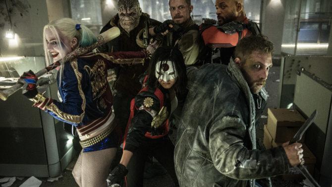 Anuncian versión extendida de 'Suicide Squad'
