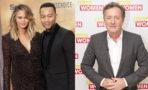 Chrissy Teigen y John Legend en