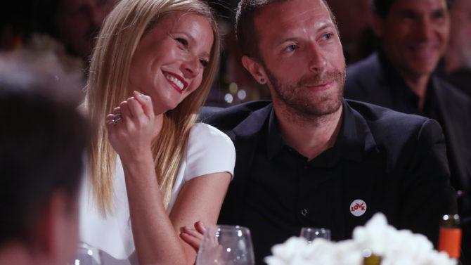 Gwyneth Paltrow y Chris Martin finalizan
