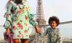 Beyoncé y su hijita Blue Ivy