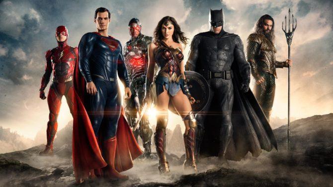 'Justice League' celebra fin de grabación
