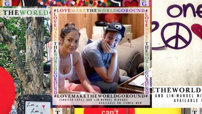 Canción de Jennifer López y Lin-Manuel
