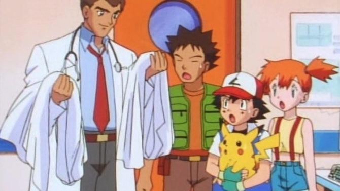 Nueva película de Pokémon