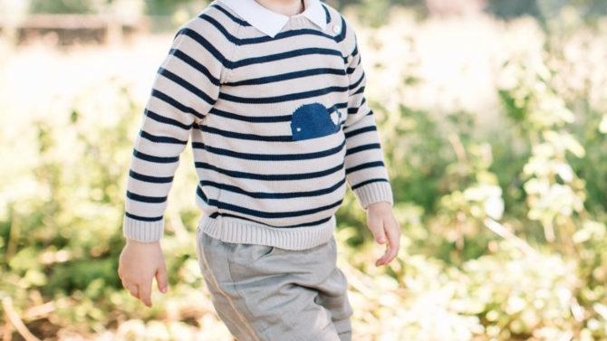 Nuevas fotos del príncipe George