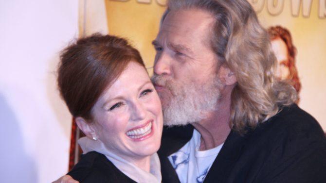 Julianne Moore and Jeff Bridges 'The